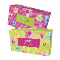 Linteo Satin Papiertücher 2-lagig 200 Stück