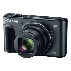 CanonPowerShot SX730HS Digitalkamera schwarz