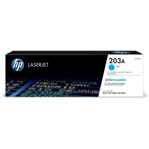 HP Lasertoner 203A (CF541A) cyan