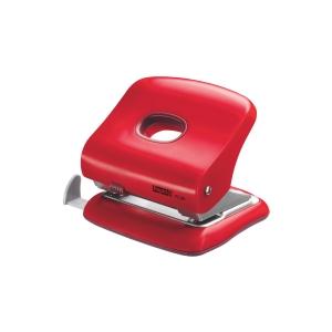 Rapid FC30 Locher, für Format A4, A5 und A6, rot