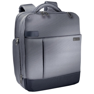 Leitz Complete Laptop-Rucksack 15,6  , silber
