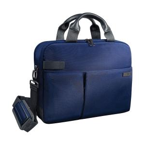 Leitz Complete Laptoptasche 13,3   blau