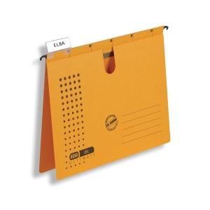 Elba Hängemappen Typ  A , gelb, 25 Stk