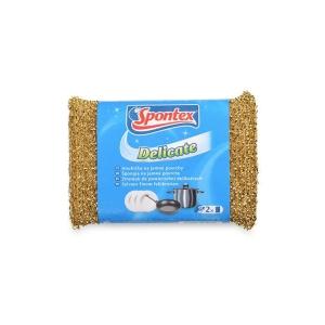 SPONTEX DELICATE SPONGE GOLD
