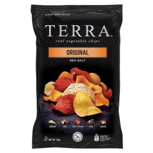 Terra Kartoffelchips, original Mix, 110 g