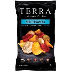 Terra Kartoffelchips, mediterran, 110 g
