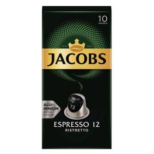 Jacobs Kronung Kaffeekapseln, Espresso 12, 10 Stück