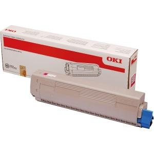 OKI Lasertoner 45862838 magenta