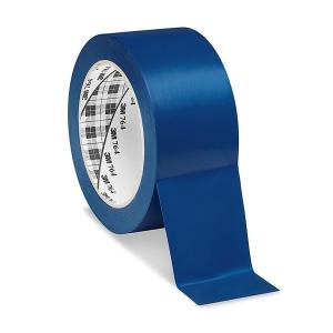 3M™ 764i Markierband aus Vinyl, 50 mm x 33 m, blau