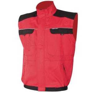 ARDON® COOL TREND Arbeitsweste, Größe 50, rot