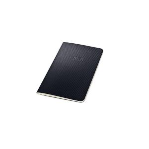Monats-Kalenderheft Sigel Conceptum C2085, 93 x 140 mm, schwarz