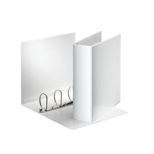 Esselte präsentationsringbuch 4-Ringe Ø60 mm, rückenbreite 86 mm, weiß