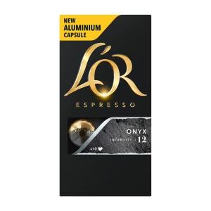 L Or Onyx Kapseln 10 Stück
