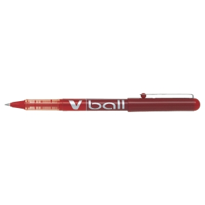 Pilot V-ball RT Roller 0,5 mm, rot