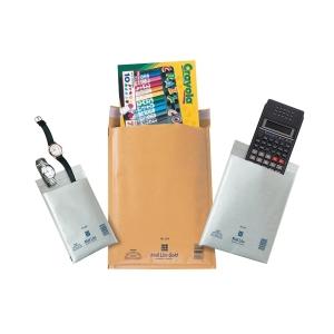 weiße Luftpolster-Versandtaschen - Innengröße: 300 x 440 mm, 10 Stück/Packung