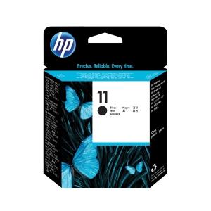 Druckkopf HP C4810A - 11, Reichweite: 16.000 Seiten, schwarz