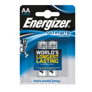 Energizer Ultimate Lithium Batterien LR6/AA