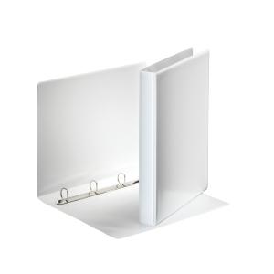 Esselte präsentationsringbuch 4-Ringe Ø16 mm, rückenbreite 30 mm, weiß