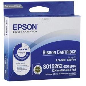 EPSON Farbband für Drucker LQ-2500 (S015262) schwarz