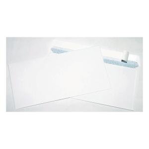 Weiße Briefumschläge - Haftabziehstreifen C6/5(114 x 229 mm), 500 Stück/Packung