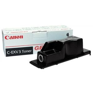 Toner Canon 6647A002 - C-EXV3, Reichweite: 15.000 Seiten, schwarz