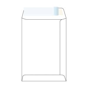 Weiße Versandtaschen mit Haftabziehstreifen B5 (176 x 250 mm), 50 Stück/Packung