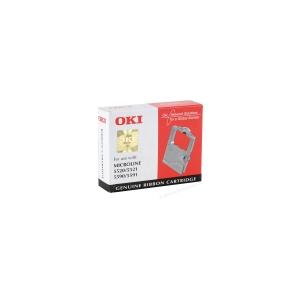 OKI Farbband für Drucker ML5520 (01126301) schwarz