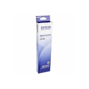 EPSON Farbband für Drucker LQ-590 (S015337) schwarz