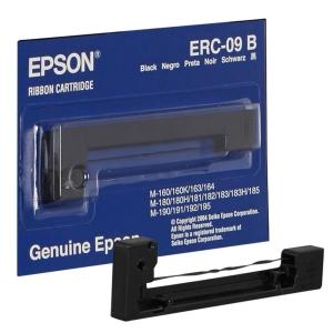 EPSON Farbband für Drucker ERC-09B (S015354) schwarz
