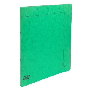 Exacompta Ringbuch, 2-Ringe Ø15 mm, rückenbreite 20 mm, grün