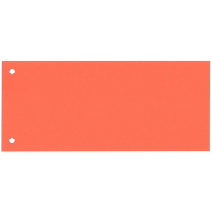 Bene 1/3 Trennstreifen 100x24 mm orange