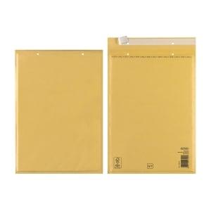 Herlitz Luftpolsterversandtaschen, braun, Innengröße: 230 x 335 mm, 10 Stück