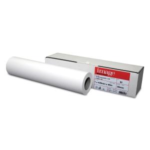 Image Imapct Plus Plotterpapier, Rollenbreite: 420 mm, 80 g/m², weiss