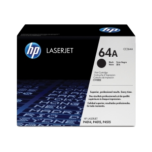 HP Lasertoner 64A (CC364A) schwarz