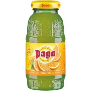 Pago Orangensaft 0,2 l, 24 Stück