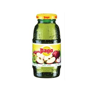 Pago Apfelsaft 0,2 l, 24 Stück