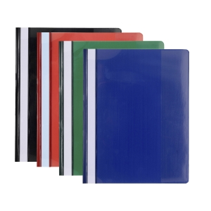 Exacompta Präsentations-Schnellhefter Farbenmix A4