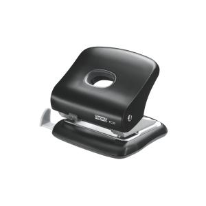 Rapid FC30 Locher, für Format A4, A5 und A6, schwarz
