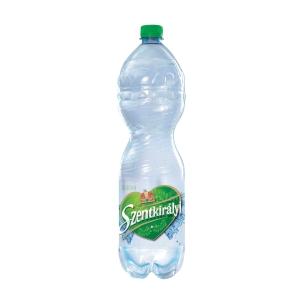 Szentkirályi Mineralwasser mit wenig Kohlensäure 1,5 l, 6 Stück