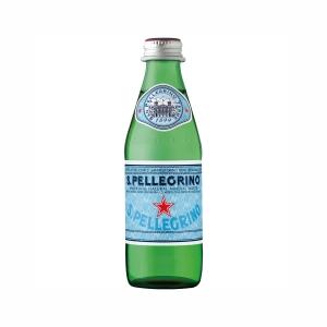 San Pellegrino natürliches Mineralwasser 24 x 0,25 l