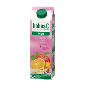 Hohes C Multivitamin 100 % Fruchtsaft, 1 l