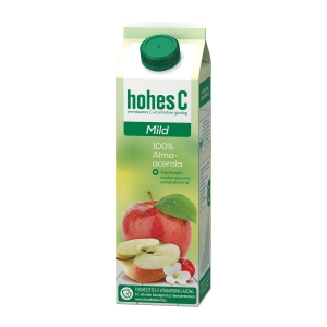 Hohes C Apfel 100 % Fruchtsaft, 1 l