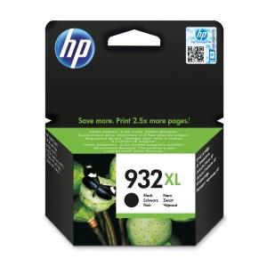 HP Tintenpatrone 932XL (CN053AE) schwarz