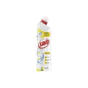 Savo flüssiger WC-Reiniger Desinfektion Zitrone 750 ml
