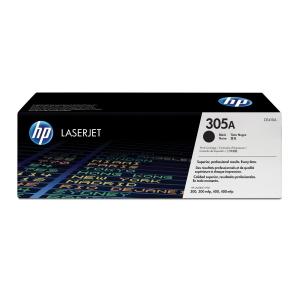 HP Lasertoner 305A (CE410A) schwarz