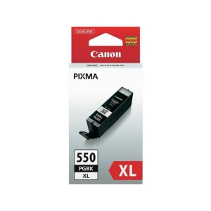 CANON Tintenpatrone PGI-550XL (6431B001) schwarz