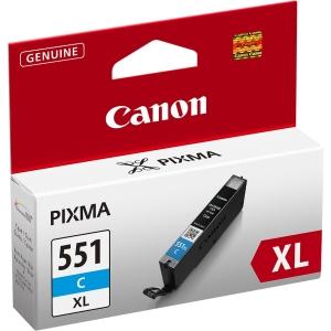 Canon CLI-551XL C Tintenpatrone gross cyan