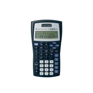 Texas Instruments TI-30X IIS wissenschaftlicher Rechner