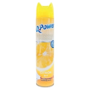 Q Power Lufterfrischer 300 ml Citrus
