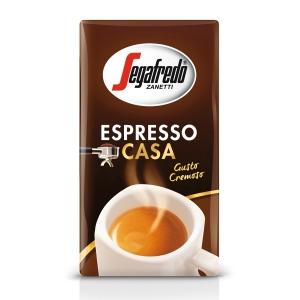 Segafredo Espresso Casa gemahlener Kaffee 250 g
